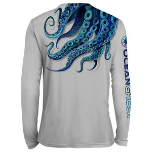 Tentacles UV Performance Grey