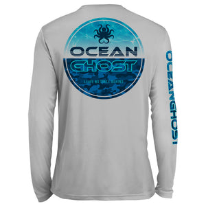 Water Camo UV Performance Grey