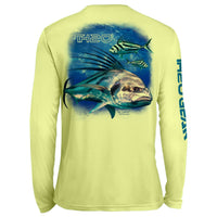 Classic Rooterfish UV Performance Yellow