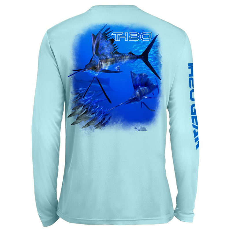 Classic Sailfish UV Performance Sky Blue