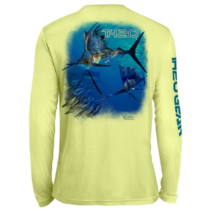 Classic Sailfish UV Performance Yellow
