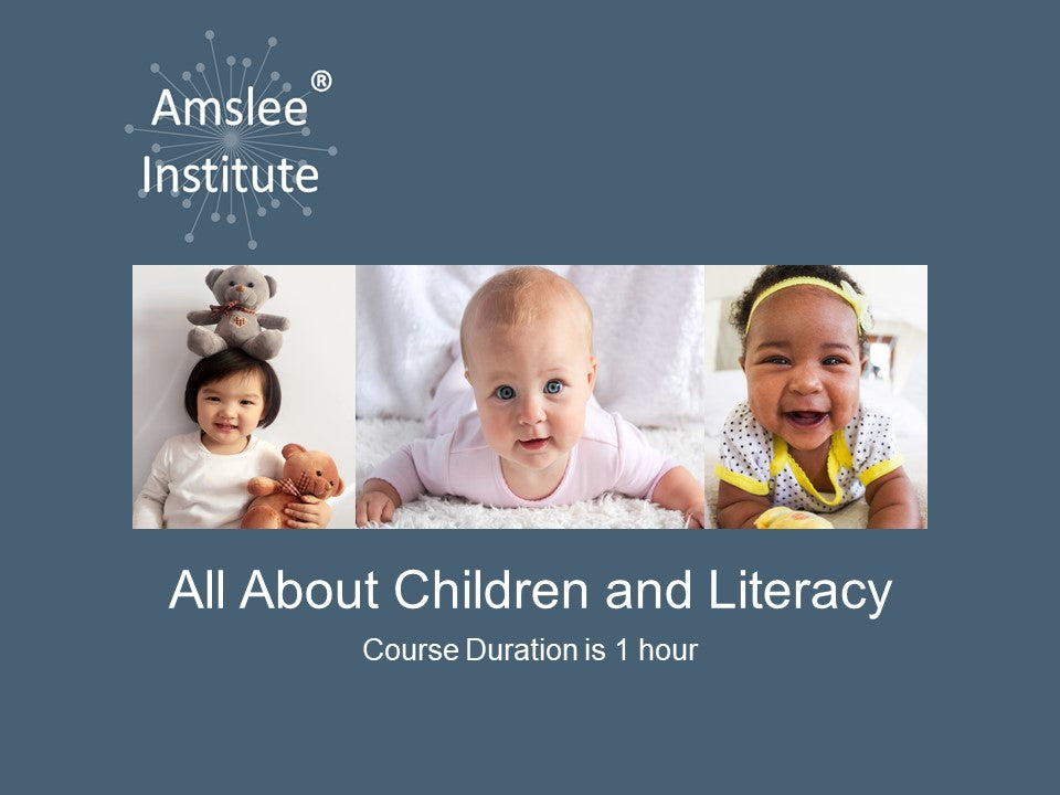 All About Children and Literacy