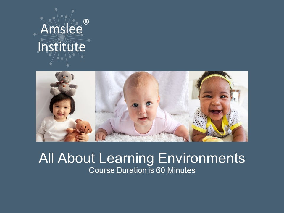 All About Learning Environments