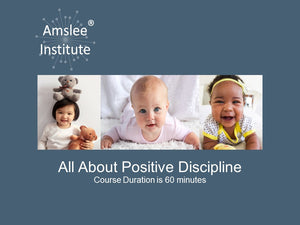 All About Positive Discipline