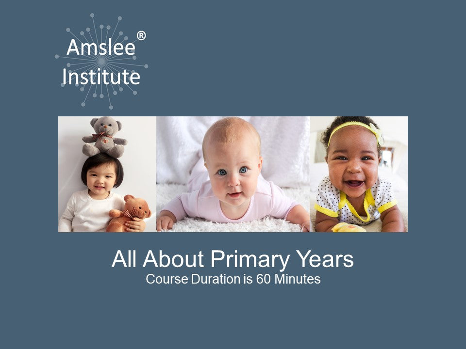 All About Primary Years