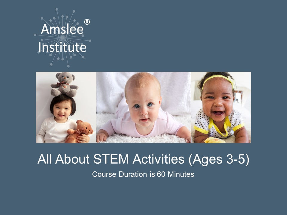 All About STEM Activities