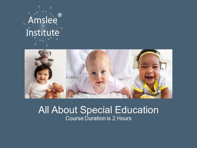 All About Special Education