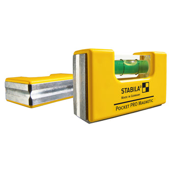 STABILA 11901 - Magnetic Pocket Level