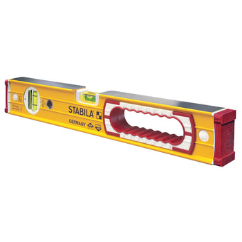 "STABILA 374 Series Model 196 Spirit Plate Levels 16"", 24"", 48"", 72"", or 96"""