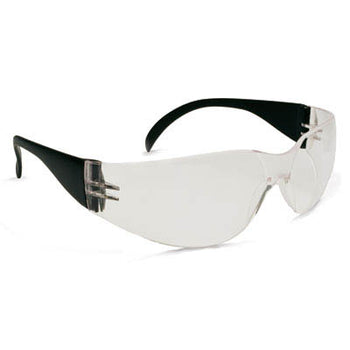 PIP Zenon Z12 - Bouton Optical Rimless Anti-Scratch and Anti-Fog Safety Glasses