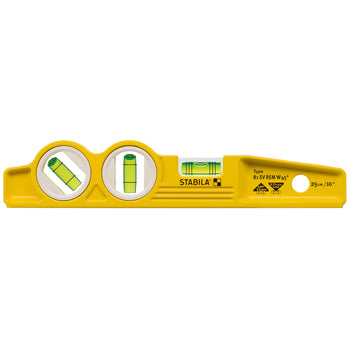 STABILA 25245 Torpedo Level with 45 degree Vial