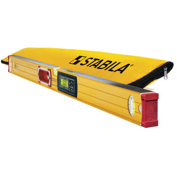STABILA 365 Series Electronic Plate Level with carrying case