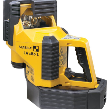 STABILA 02180 LA 180 L Laser Level Measuring System