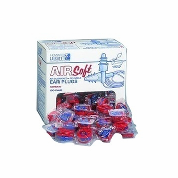 AirSoft Reusable Earplugs - N/A / Uncorded