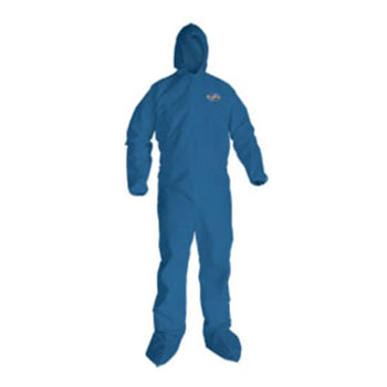KleenGuard* A60 Bloodborne Pathogen and Chemical Protection Coveralls