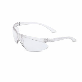A400 Series Safety Glasses - Clear / Clear