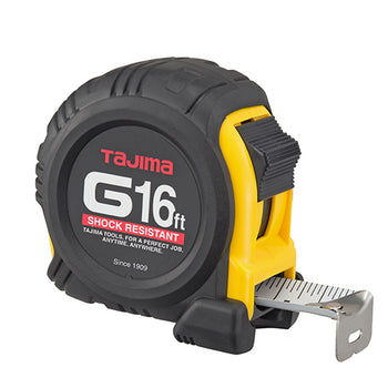 TAJIMA G-16BW - Standard Scale Measuring Tape 16'