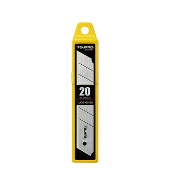 TAJIMA LCB-65-20 - 1 Inch Utility Knives and Blades, 20 Pack