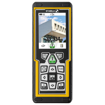 Stabila 06520 Laser Distance Measure with Bluetooth