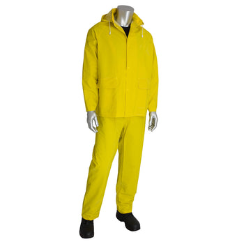 PIP 201-350 - Falcon Base35 Protective Rainsuit, Yellow