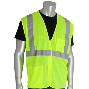 PIP 302-0702 - ANSI Hi-Vis Surveyors Reflective Safety Vest