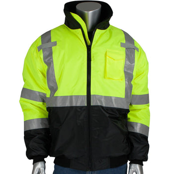 PIP 333-1740 - ANSI Hi-Vis Reflective Safety Jacket