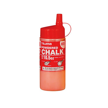 TAJIMA PLC2-R300 - Snap Line Dye Marking Chalk, Red