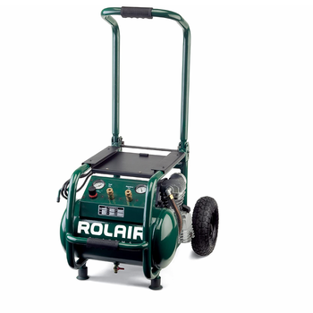Rolair VT25BIG - 2.5 HP Wheeled Compressor