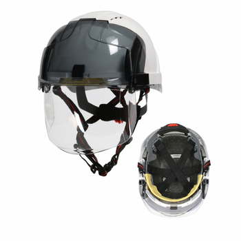 PIP 280-EVSV-CH - Lightweight Industrial Height Safety Helmet With 4-point Chin Strap