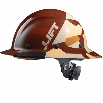 LIFT DAX - Full Brim Fifty 50 Hard Hat Desert Camo, HDF50-20CD