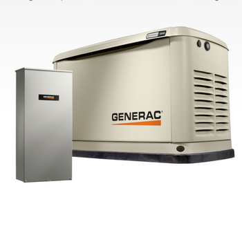 GENERAC - Guardian Home Backup Generator