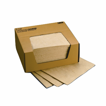 3M Chemical Sorbent Pads P-110