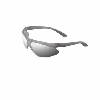 A400 Series Safety Glasses - Gray / Silver Mirror