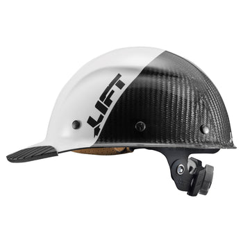 LIFT DAX - Cap Style Carbon Fiber Fifty 50 Hard Hat, HDC50C-19HC, HDC50C-19OC or HDC50C-19WC
