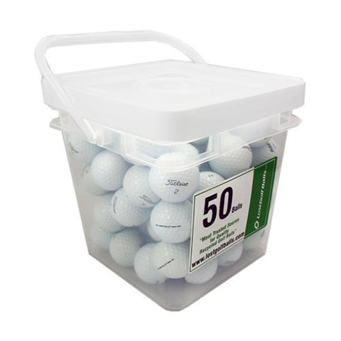 Titleist 50 Velocity Aaaa Near Mint Used Golf Balls (Packaging May Vary)