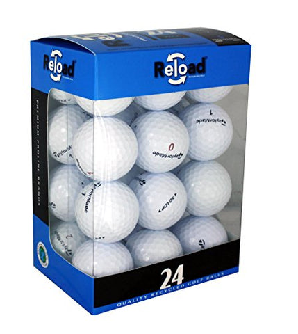 Reload Recycled Golf Balls  Of Taylormade Golf Balls