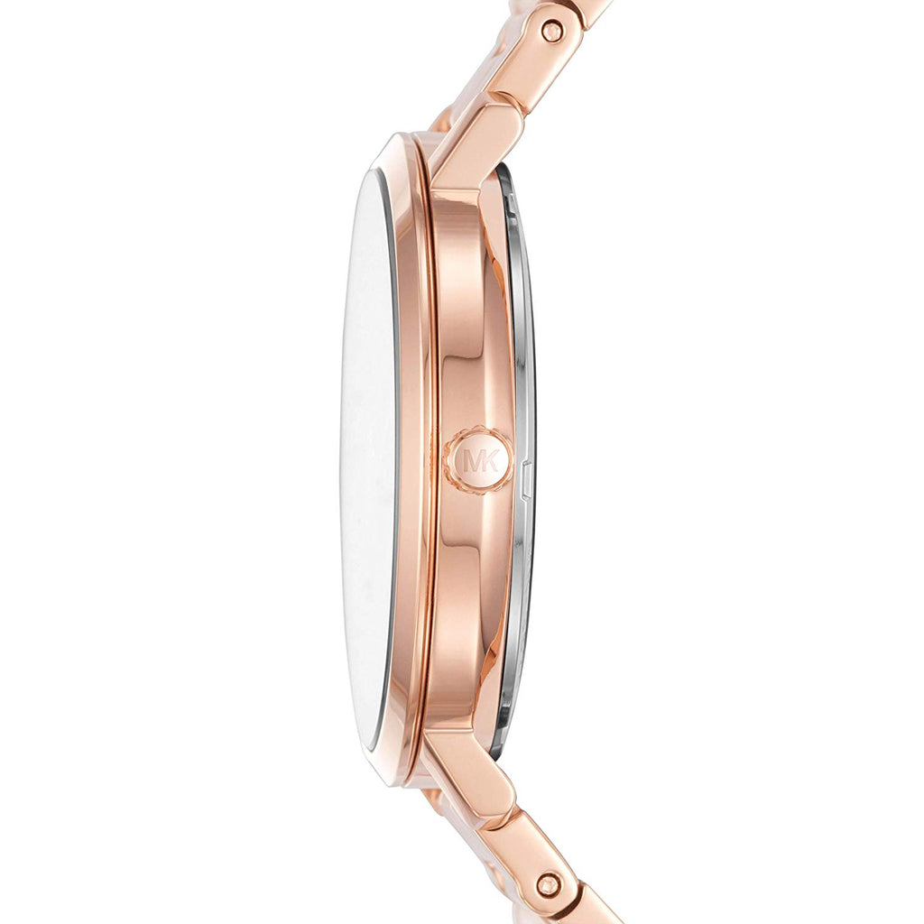 Michael Kors Women S Jaryn Rose Gold Tone Watch Mk3622 Future Shop