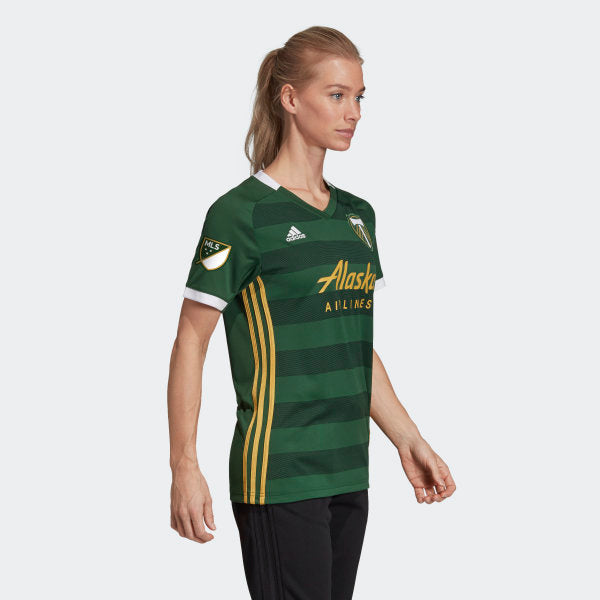 new arrival fa502 3a604 PORTLAND TIMBERS HOME JERSEY