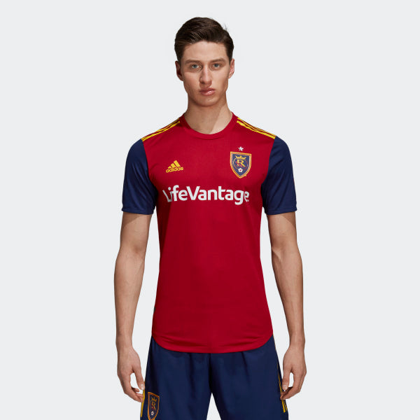 lowest price c6313 13f29 REAL SALT LAKE HOME AUTHENTIC JERSEY