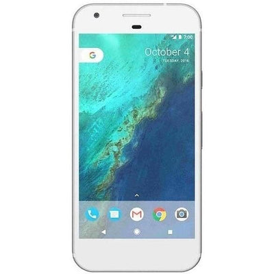 Google Pixel - 32 GB, 4G LTE, Very Silver