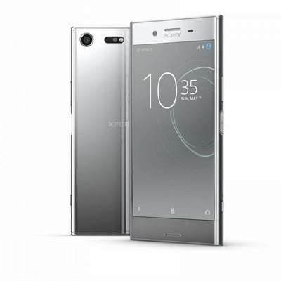 Sony Xperia XZ Premium Dual SIM - 64GB, 4GB RAM, 4G LTE, Luminous Chrome