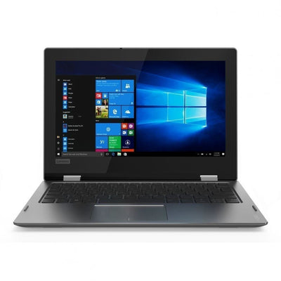 Lenovo YOGA 330 2-in-1 Laptop - Intel Celeron N4000, 11.6 Inch, 32 GB, 2 GB, Windows, Grey