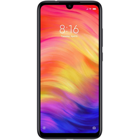 Xiaomi Redmi Note 7 Dual SIM - 32GB, 3GB RAM, 4G LTE, Black – International Version