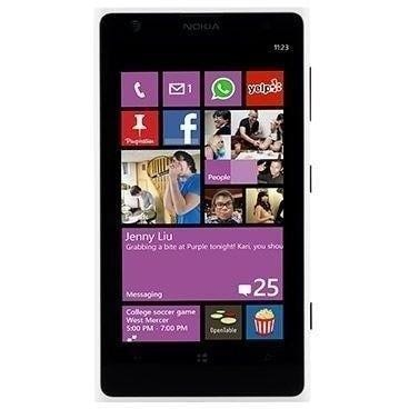 Nokia lumia 1020 - 32GB, 4G LTE, White