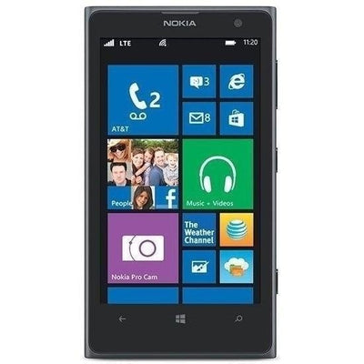 Nokia lumia 1020 - 32GB, 4G LTE, Black