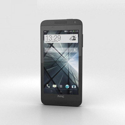 HTC Desire 610 - 8GB,  With HTC BlinkFeed, 4G LTE, Moonlight Blue