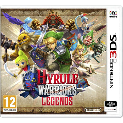 Hyrule Warriors (Nintendo 3DS PAL)