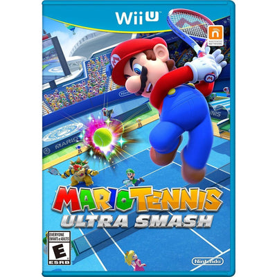 Mario Tennis Ultra Smash Nintendo Wii U by Nintendo
