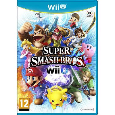 Super Smash Bros. by Nintendo, 2014 - Nintendo Wii U