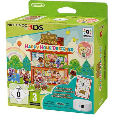 Animal Crossing Happy Home Designer by Nintendo, 2015 - Nintendo 3DS